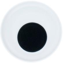 Kahla Five Senses Untertasse 16 cm touch! schwarz