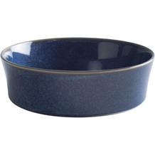 Kahla Homestyle Auflaufform rund, 20 cm atlantic blue