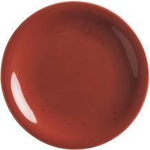 Kahla Homestyle Brotteller 16 cm siena red
