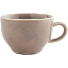 Kahla Homestyle Cappuccino International-Obertasse 0,23 l desert sand