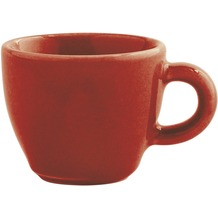Kahla Homestyle Espresso-Obertasse 0,03 l siena red