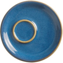 Kahla Homestyle Espresso-Untertasse 11,7 cm atlantic blue