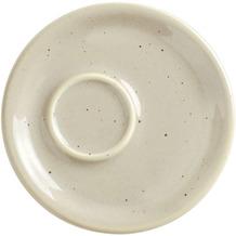 Kahla Homestyle Espresso-Untertasse 11,7 cm natural cotton