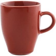 Kahla Homestyle Kaffeebecher 0,32 l siena red