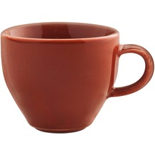 Kahla Homestyle Milchkaffee-Obertasse 0,30 l siena red