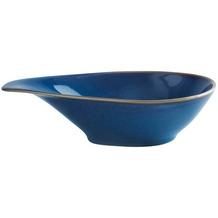 Kahla Homestyle Schale mit Griff 0,60 l atlantic blue
