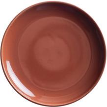 Kahla Homestyle Snackteller 14 cm siena red