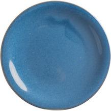 Kahla Homestyle Teller, flach 21,5 cm atlantic blue
