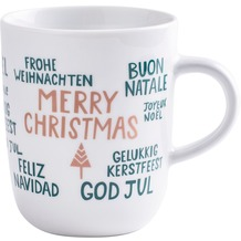 Kahla Pronto Becher 0,35 l Merry Christmas