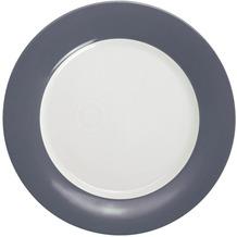 Kahla Pronto Brunch-Teller 23 cm grau