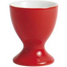 Kahla Pronto Eierbecher mit Fuß rot