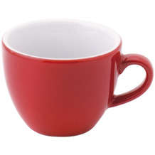 Kahla Pronto Espresso-Obertasse 0,08 l rot