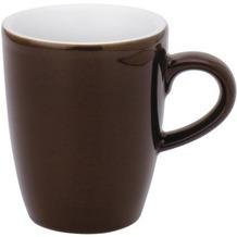 Kahla Pronto Espresso-Obertasse hoch 0,10 l schokobraun