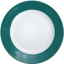 Kahla Pronto Frühstücksteller 20,5 cm opalgrün