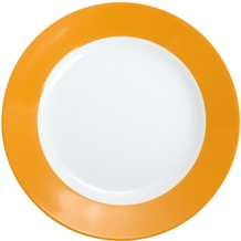 Kahla Pronto Frühstücksteller 20,5 cm orange-gelb