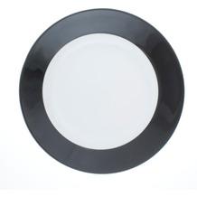 Kahla Pronto Frühstücksteller 20,5 cm schwarz