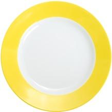 Kahla Pronto Frühstücksteller 20,5 cm zitronengelb