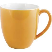 Kahla Pronto Kaffeebecher 0,40 l XL orange-gelb