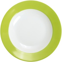 Kahla Pronto Suppenteller 22 cm limone