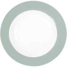 Kahla Pronto Suppenteller 22 cm mint-grau