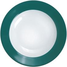 Kahla Pronto Suppenteller 22 cm opalgrün
