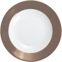 Kahla Pronto Suppenteller 22 cm taupe