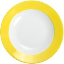 Kahla Pronto Suppenteller 22 cm zitronengelb