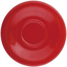 Kahla Pronto Untertasse 12 cm rot