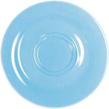Kahla Pronto Untertasse 16 cm himmelblau