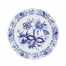 Kahla Rossella Frühstücksteller Zwiebelmuster 21 cm