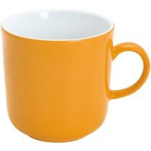 Kahla Solo 3000 Kaffeebecher 0,30 l orange-gelb