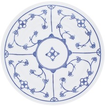 Kahla Tradition Blau Saks Frühstücksteller 19 cm