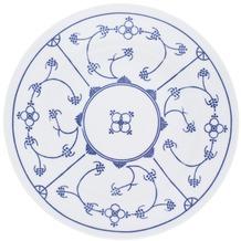 Kahla Tradition Blau Saks Speiseteller 23,5 cm
