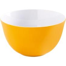 Kahla Update Schüssel 19 cm orange-gelb