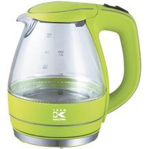 Kalorik Design-Glas-Wasserkocher TKG JK 1022 AG  apfelgrün