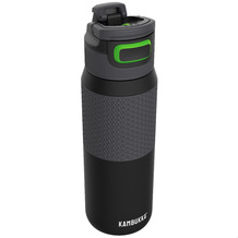 Kambukka Isolierflasche Elton Insulated Nightfall schwarz Thermo-Flasche 750ml