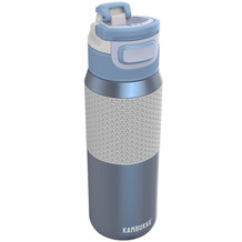 Kambukka Isolierflasche Elton Insulated Sky blue blau Thermo-Flasche 750ml