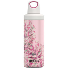 Kambukka Isolierflasche Reno Insulated Monstera Leaves Blätter Thermo-Flasche 500ml
