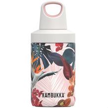 Kambukka Isolierflasche Reno Insulated Orchids Blumen Thermo-Flasche 300ml