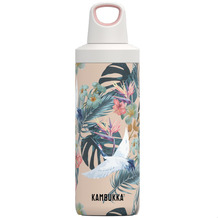 Kambukka Isolierflasche Reno Insulated Paradise Flower Paradies-Blumen Thermo-Flasche 500ml