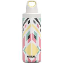 Kambukka Isolierflasche Reno Insulated Tribal Shibori Thermo-Flasche 500ml