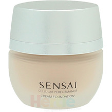 Kanebo Sensai Cp Cream Foundation SPF15 #CF12 Soft Beige 30 ml