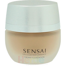 Kanebo Sensai Cp Cream Foundation SPF15 #CF24 Amber Beige 30 ml