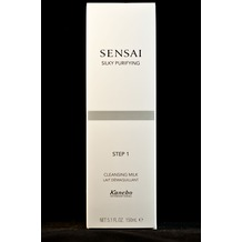 Kanebo Sensai Silky Pur Cleansing Milk - Step 1, Reinigungsmilch 150 ml