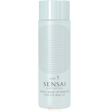 Kanebo Sensai Silky Purif. Gentle Makeup Remover For Eye And Lip, Makeup-Entferner 100 ml