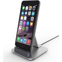 Kanex Lightning Dockingstation - Apple iPhone SE/5/5S/6/6S/6 Plus/6S Plus - grau