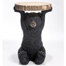 Kare Design Beistelltisch Animal Bear Ø40cm