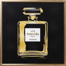 Kare Design Bild Frame Fragrance 115x115cm