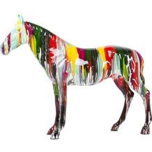 Kare Design Deko Figur Horse Colore Skulptur
