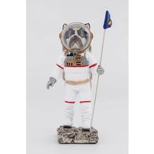 Kare Design Deko Figur Space Dog 26cm